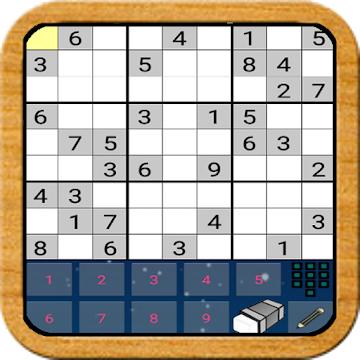 (Android) Sudoku-Meister - keine Werbung, 4,9 aus 5 Sterne