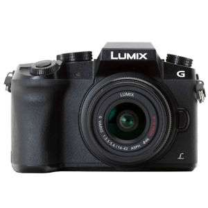 Lumix G7 + 14-42 (wie G70) [Grauware]