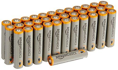 www.AMAZON.de AmazonBasics Performance Batterien Alkali, AAA, 36 Stück € 4,45 bei 5 aktiven Spar-Abos