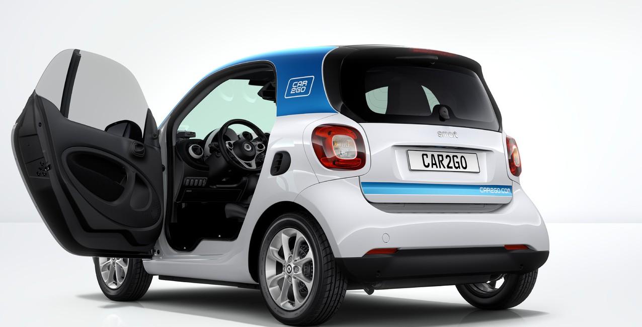 Car2Go: 30% Rabatt auf 24/48 Stunden - bis 21.5.2018