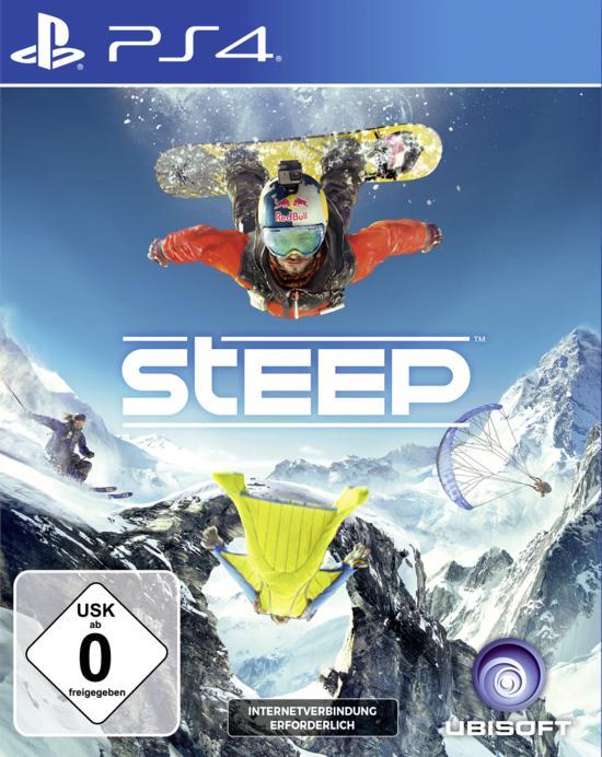 Steep (PS4 / Xbox One) für 16,99€ / Libro 14,99€