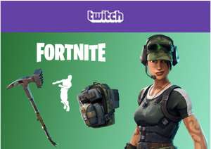 Exklusives Twitch Prime Paket 2.0 für Fortnite (mit Amazon/Twitch Prime)