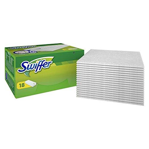 6x18 Swiffer Boden-Anti-Staubtücher (Nachfüllpackung)