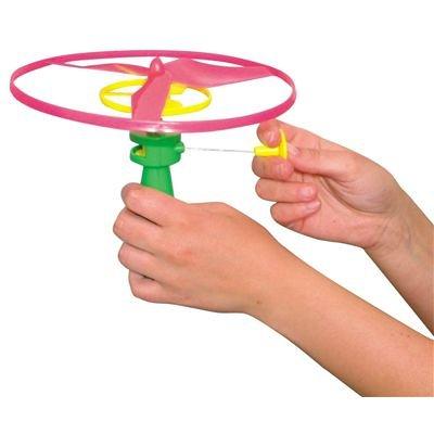 Amazon Plus: Twirly: Fliegende Propeller (Flugkreisel)