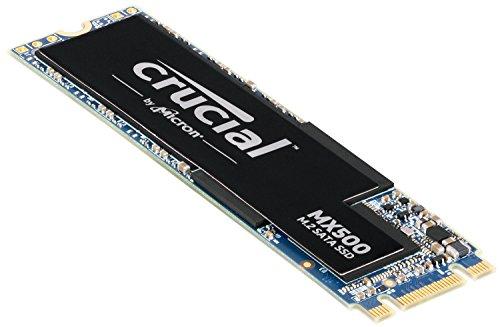 [Amazon] Crucial MX500 1TB, M.2 (CT1000MX500SSD4) für 211,74 € statt 237,49 €