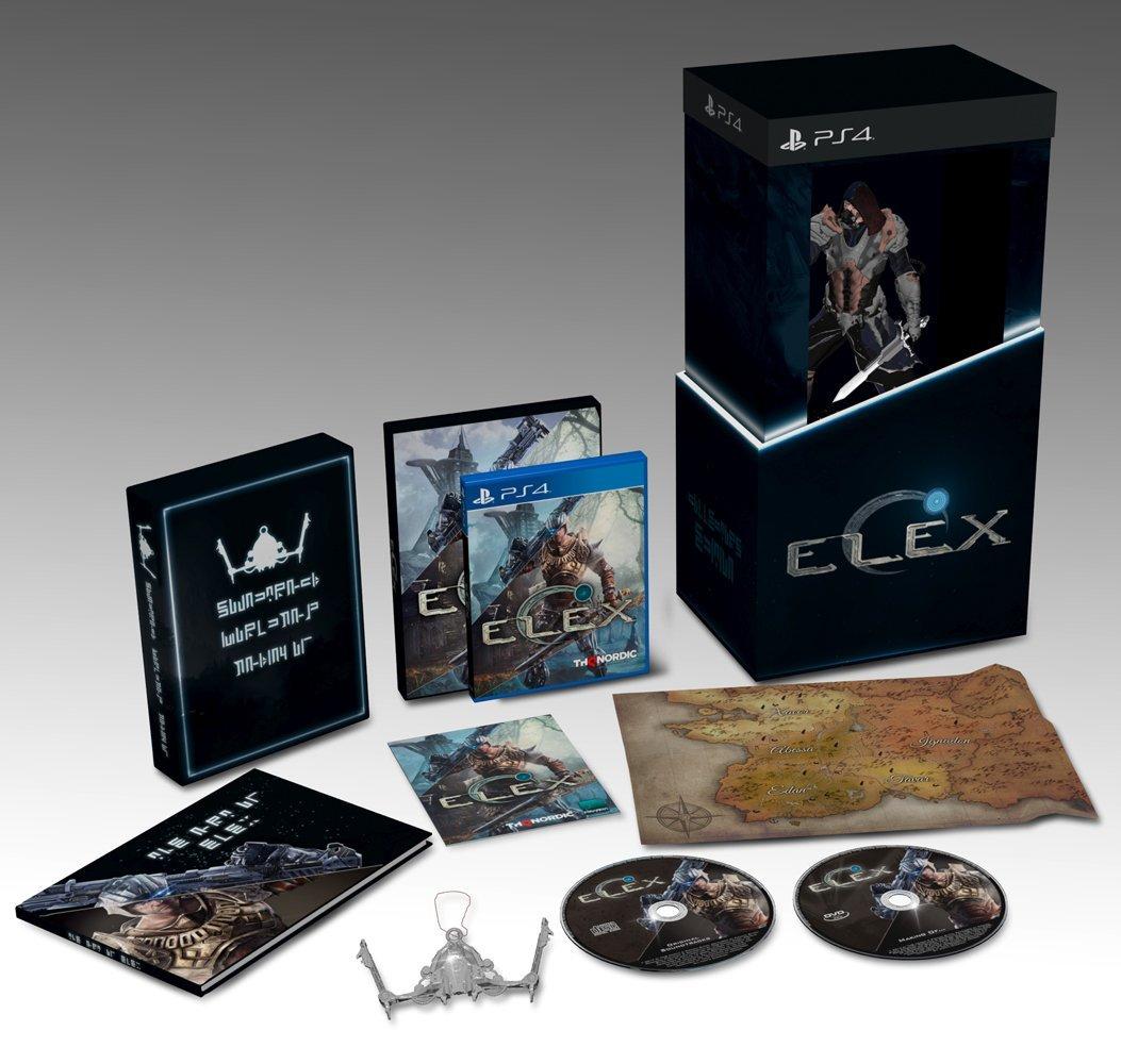 ELEX Collectors Edition (PS4 / Xbox One) für 39,96€
