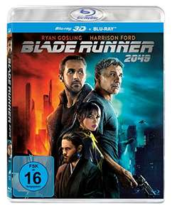 [Amazon.de] [3D Blu-ray] Blade Runner 2049
