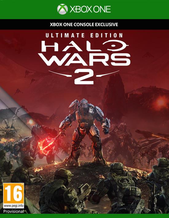 Gamestop: Halo Wars 2 - Ultimate Edition