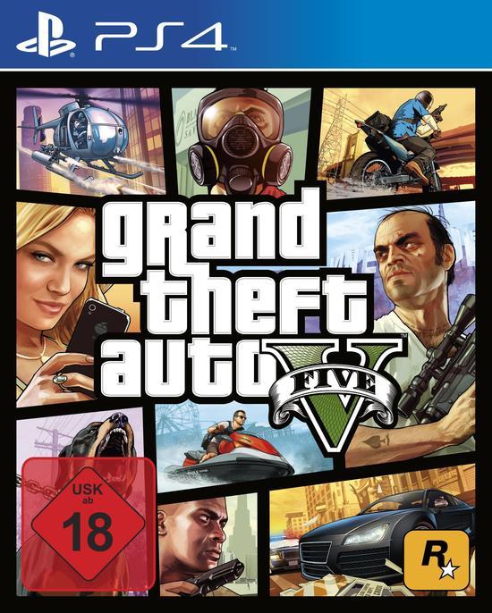 (PS4) GTA 5