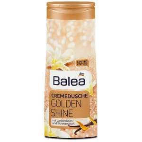 Balea Cremedusche Golden Shine (300ml)