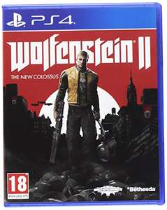(PS4) Wolfenstein II : The New Colossus