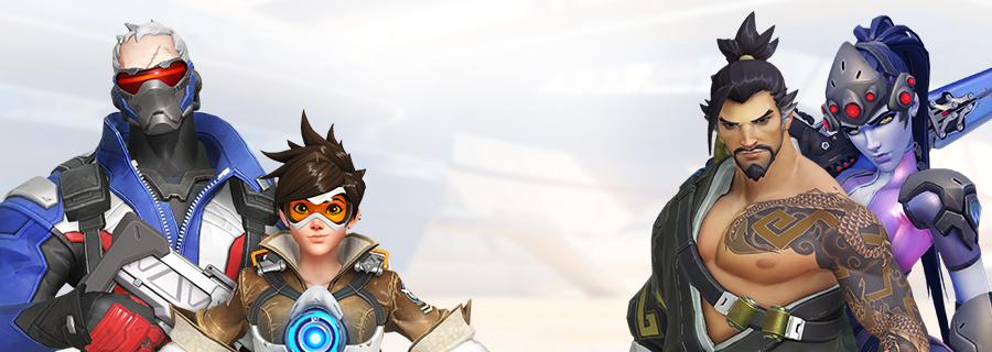 Overwatch: Gratis-Wochenende für PS4, *Xbox One und PC ab 25.05