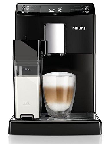 Amazon - Philips EP3550/00 Kaffeevollautomat (Milchkaraffe, AquaClean) schwarz 372,36 Euro