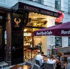 Gratis Vorspeise/Nachspeise zur Hauptspeise (Oriental Sandwich Bar, Rotenturmstraße 27, 1010 Wien)