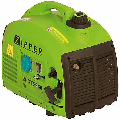 *Bestpreis* ZIPPER Stromerzeuger ZI-STE950A mit 1 x 230 V-Steckdose (50 Hz)