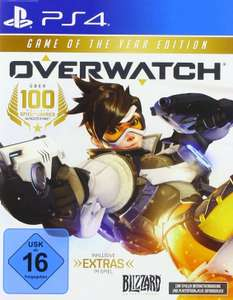 Overwatch - Game of the Year Edition (PC / Xbox One / PS4) für 19,99€