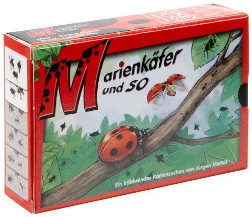 Amazon Plus Produkt - Adlung Spiele 111034 Marienkäfer und so verbirgt, Kartenspiel 3,18 Euro