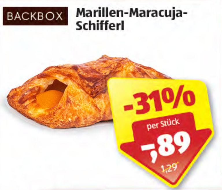 Österreichischer Marillenspitz um nur 89 Cent beim (Hofer)