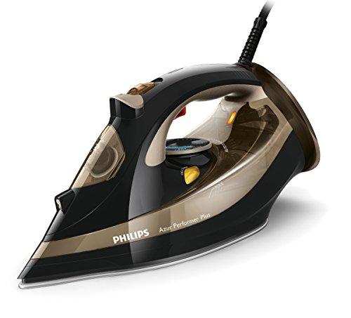 Amazon - Philips Azur Performer Plus GC4527/00 Dampfbügeleisen (2600 Watt, 220g Dampfstoß, Abschaltautomatik, T-IonicGlide-Bügelsohle) 49,28 Euro