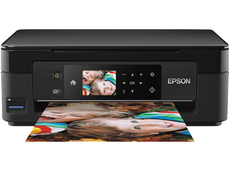 Mediamarkt EPSON Multifunktionsdrucker Expression Home XP-442 (C11CF30403) 59 Euro