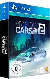 Project Cars 2 Limited Edition (PS4) für 30,29€