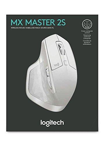 Logitech MX Master 2S - hellgrau