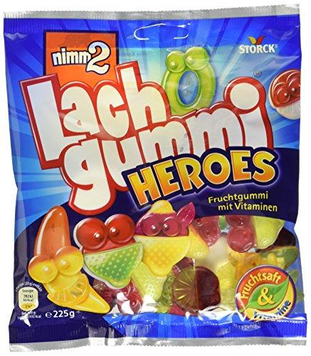 Amazon.de: Lachgummi Heroes, 15 x 225g um 11,39€