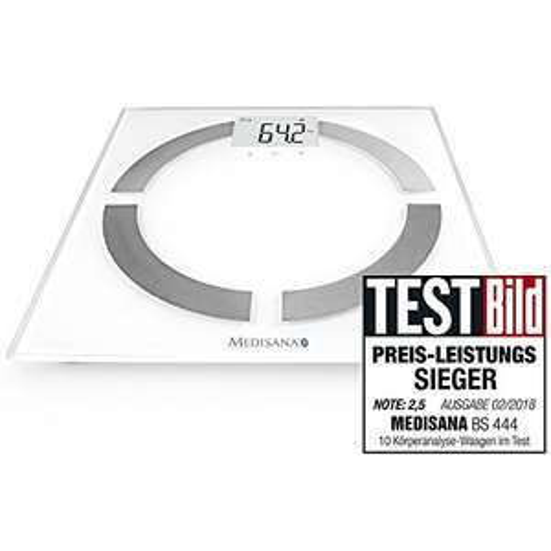 Für die Realitätsverweigerer: Medisana BS444 Personenwaage (mit App-Funktion)