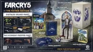 Amazon.co.uk: Far Cry 5 - The Father Edition (PlayStation 4) für 53,70€