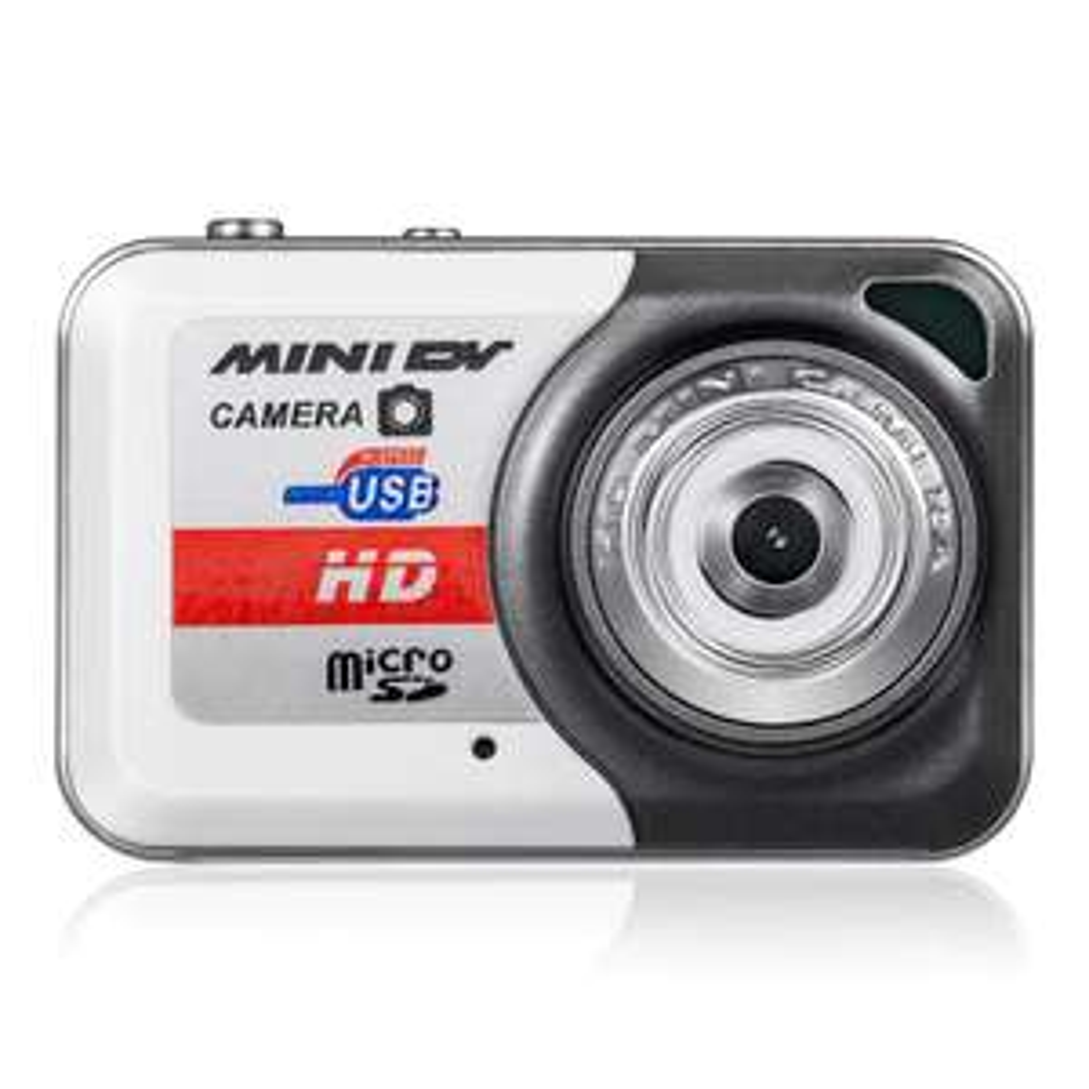 Dresslily - Video-Recorder-Digital HD Minikamera 4,46 Euro