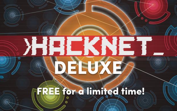[STEAM] Hacknet Deluxe gratis im Humble-Store