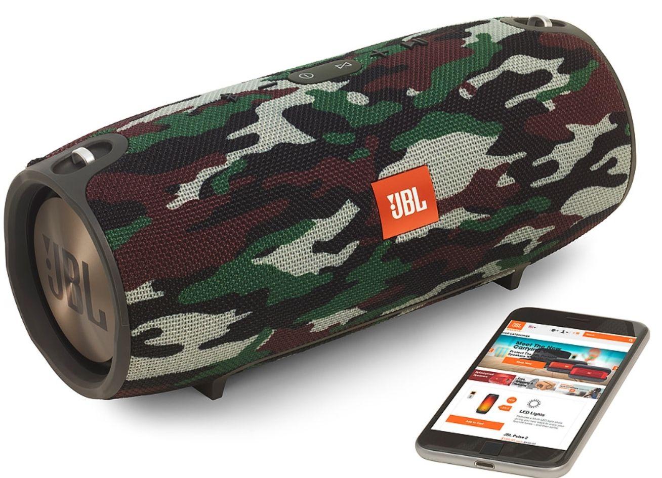 JBL Bluetooth-Lautsprecher Xtreme Squad  (Neukunden bei Brands4friends für 135€). Bestandskunden 142€ (Bestpreis)