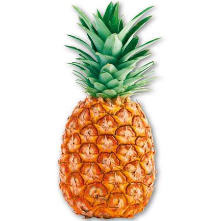 Ananas statt 2€ nur 99 Cent bei (Penny)