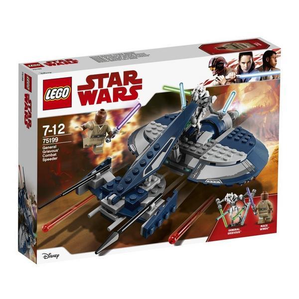 [Thalia.at] LEGO® Star Wars - General Grievous Combat Speeder für €16,4 - Bestpreis !