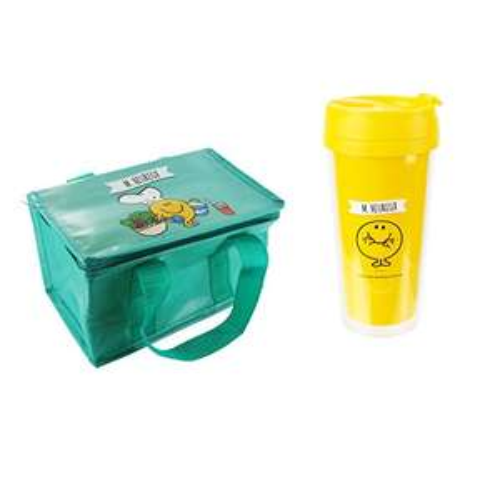 Herr Frau zk3118/4web Lunch-Tasche/Tasse PP Mehrfarbig 24 x 15 x 28,50 cm 9,41 Euro Amazon