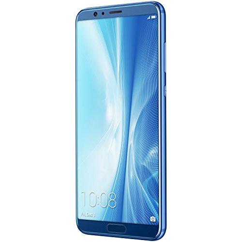 Honor View 10 (15,21 cm (5,99 Zoll) 16+20 MP Hauptkamera, 13 MP Frontkamera, 128 GB Speicher, 6 GB RAM, LTE, Android) navy blue