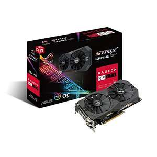 [Amazon] ASUS ROG Strix Radeon RX 570 OC, ROG-STRIX-RX570-O4G-GAMING, 4GB GDDR5 für 257,14 € statt 306,55 €