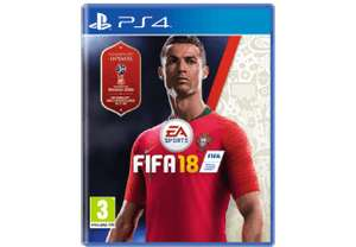 Müller / Amazon: FIFA 18 (Xbox One / PlayStation 4) für 23,99€