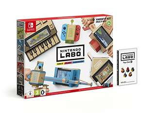 Nintendo Labo: Multi-Set (Switch) für 51,99€