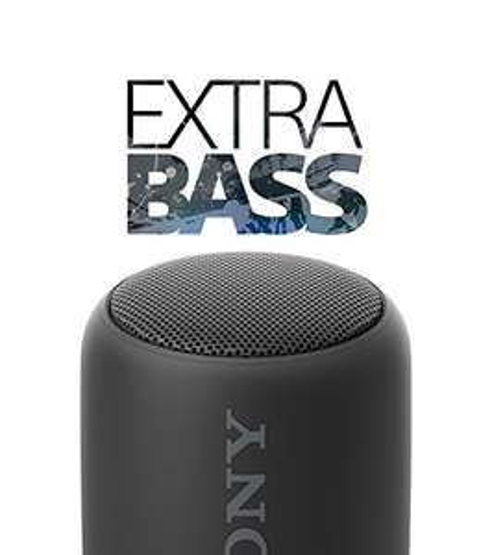 Sony SRS-XB10 Tragbarer kabelloser Lautsprecher