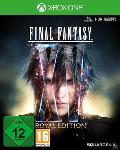 [Libro.at] Final Fantasy XV - Royal Edition (Xbox One/PS4)