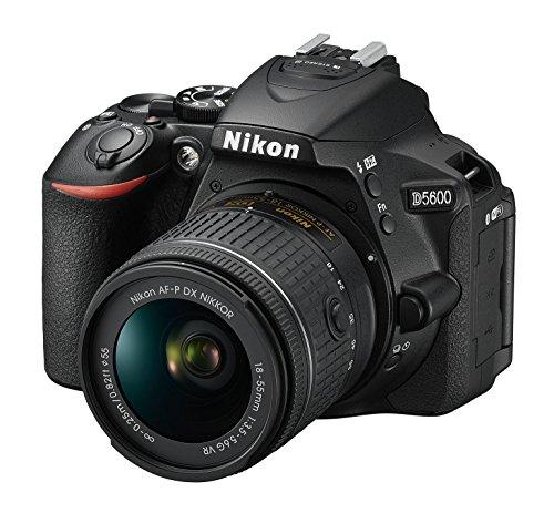 Nikon D5600 inkl. AF-P 18-55mm VR Objektiv