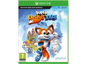 [Saturn.at] Super Luckys Tale (Xbox One)