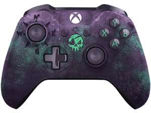 [saturn.at] box One Wireless Controller – Sea of Thieves Limited Edition (49,99 €) und weitere ab 44,99 € (Xbox One/PC)
