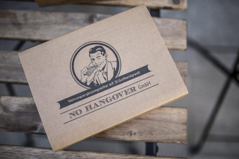 NoHangover: -50% auf Anti-Hangover-Pulver