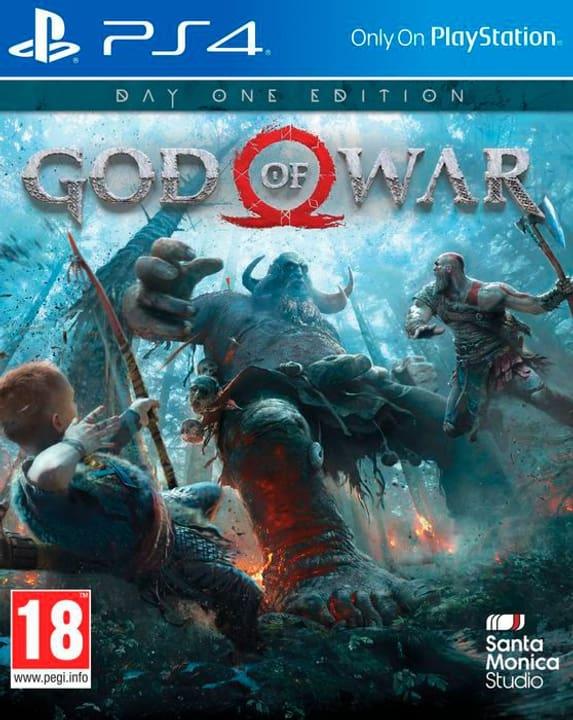 God of War - Day One Edition [Bestpreis]