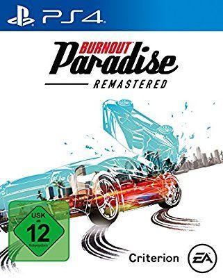 Psn Burnout Paradise Remastered