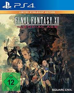 FF 12 Steel book Edition PS4