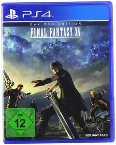 [Amazon.de] [PS4] Final Fantasy XV - Day One Edition für € 13,08