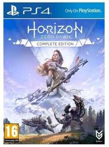 Horizon Zero Dawn Complete Edition / ~24,80€ inkl Versand / Amazon UK